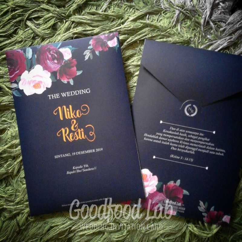 The Wedding Niko Amp Resti Sintang Kalbar
